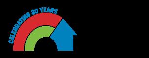Rainbow Village, Duluth GA logo